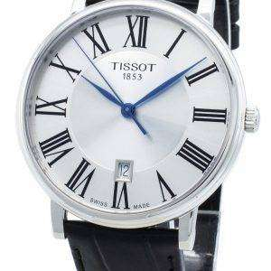 Tissot Carson Premium T122.410.16.033.00 T1224101603300 19 Joyas Reloj de cuarzo para hombre