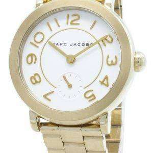 Reacondicionado Marc Jacobs Riley MJ3470 Reloj analógico de cuarzo para mujer