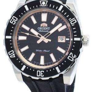 Reacondicionado Orient Automatic FAC09003B0 Analog 200M Reloj para hombre