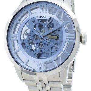Reloj Fossil Townsman ME3073 automático con esfera esquelética para hombre