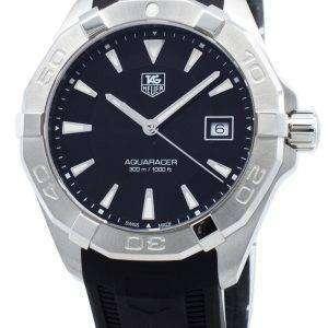 Reacondicionado Tag Heuer Aquaracer WAY1110.FT8021 Quartz 300M Men Watch