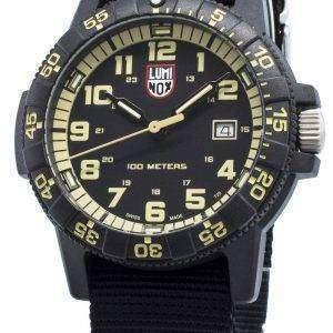 Reloj de cuarzo Luminox Leatherback Sea Turtle XS.0333 para hombre