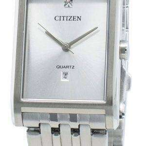 Reloj Citizen Quartz BH3001-57A Diamond Accents para hombre