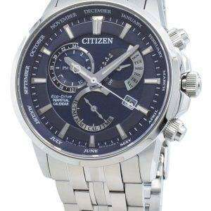 Reloj Citizen Perpetual BL8141-87L Eco-Drive Japan Made para hombre