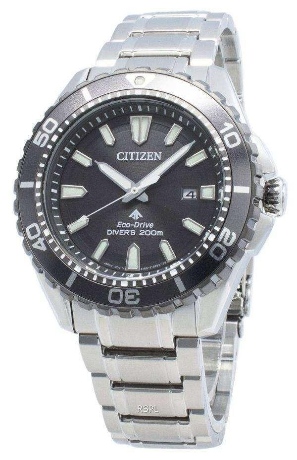 Reloj Citizen Promaster Diver BN0198-56H Eco-Drive para hombre