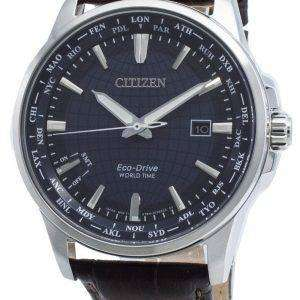 Reloj Citizen Perpetual BX1001-11L Eco-Drive World Time para hombre