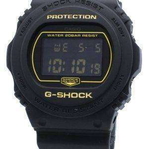 Casio G-Shock DW-5700BBM-1 DW5700BBM-1 Reloj de alarma de cuarzo para hombre