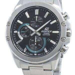 Casio Edifice EFR-S567D-1AV EFRS567D-1AV Reloj cronógrafo de cuarzo para hombre