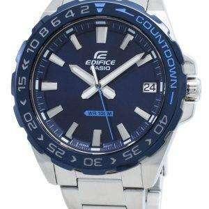 Reloj de cuarzo para hombre Casio Edifice EFV-120DB-2AV EFV120DB-2AV