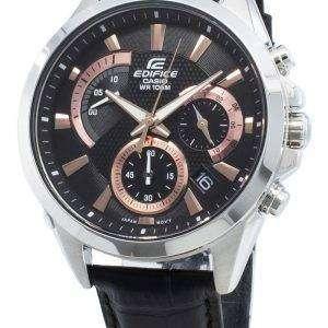 Reloj Casio Edifice EFV-580L-1AV EFV580L-1AV Cronógrafo de cuarzo para hombre