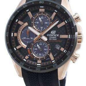 Casio Edifice EQS-900PB-1AV EQS900PB-1Av Cronógrafo Solar Reloj para hombre