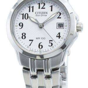 Reloj Citizen Silhouette EW1540-54A Eco-Drive para mujer