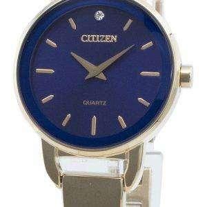 Reloj Citizen EZ6373-58L Quartz Diamond Accent para mujer