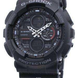 Reloj para hombre Casio G-Shock GA-140-1A1 GA140-1A1 Quartz World Time