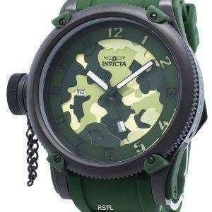 Reloj de cuarzo Invicta Russian Diver 1197 Limited Edition para hombre