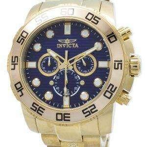 Reloj Invicta Pro Diver 22228 Cronógrafo Quartz 100M Hombre