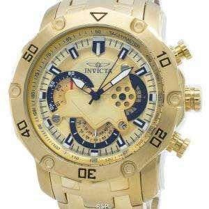 Invicta Pro Diver 22761 Reloj de cuarzo taquimérico para hombre