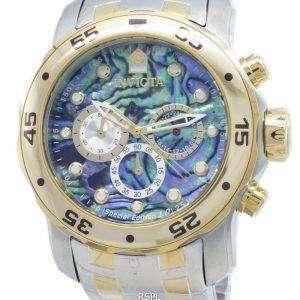 Invicta Pro Diver 24836 Reloj cronógrafo de cuarzo para hombre