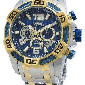 Invicta Pro Diver 25855 Reloj cronógrafo de cuarzo para hombre