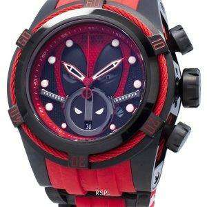 Invicta Marvel Deadpool 27152 Cronógrafo Automático 200M Reloj para hombre