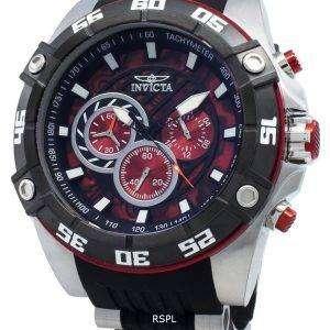 Invicta Speedway 27252 Reloj cronógrafo de cuarzo para hombre