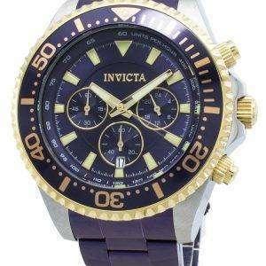 Reloj Invicta Pro Diver 27479 Cronógrafo Quartz 200M Hombre