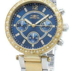Invicta Angel 29924 Diamond Accents Reloj cronógrafo de cuarzo para mujer