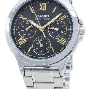 Casio Timepieces LTP-V300D-1A2 LTPV300D-1A2 Reloj de cuarzo para mujer