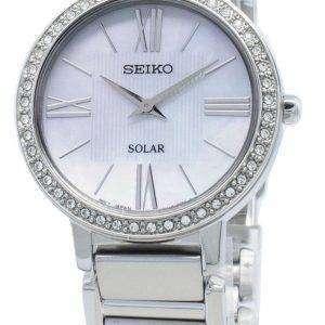 Reloj Seiko Solar SUP431 SUP431P1 SUP431P Diamond Acentos para mujer
