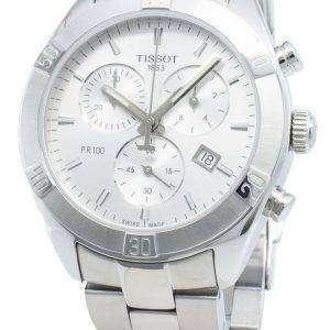 Tissot T-Classic T101.917.11.031.00 T1019171103100 Reloj cronógrafo de cuarzo para mujer