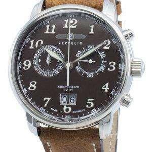 Zeppelin LZ127 Graf 7684-4 76844 Reloj cronógrafo de cuarzo para hombre