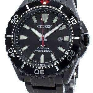 Reloj Citizen Promaster Diver&#39,s BN0195-54E Eco-Drive 200M Hombre