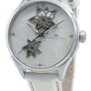 Hamilton Jazzmaster H32115892 Diamond Accent Reloj automático para mujer