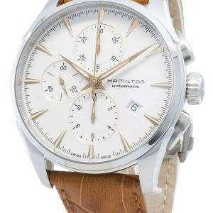 Hamilton Jazzmaster H32586511 Reloj cronógrafo automático para hombre