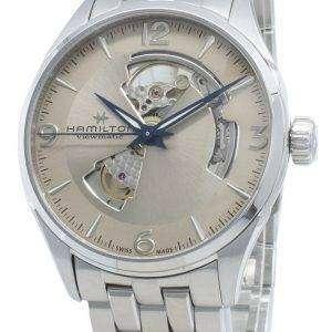 Reloj Hamilton Jazzmaster H32705121 Open Heart Automatic para hombre