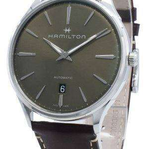 Hamilton Jazzmaster Thinline H38525561 Reloj automático para hombre