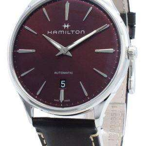 Hamilton Jazzmaster Thinline H38525771 Reloj automático para hombre