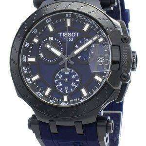 Tissot T-Race Cronógrafo T115.417.37.041.00 T1154173704100 Reloj de cuarzo para hombre