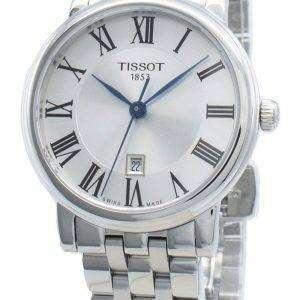 Tissot Carson Premium T122.210.11.033.00 T1222101103300 Reloj de cuarzo para mujer