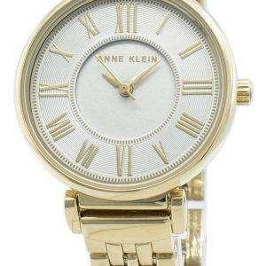 Anne Klein 2158GYGB Reloj de cuarzo para mujer
