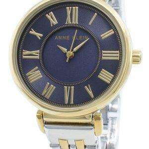 Anne Klein 2159NVTT Reloj de cuarzo para mujer