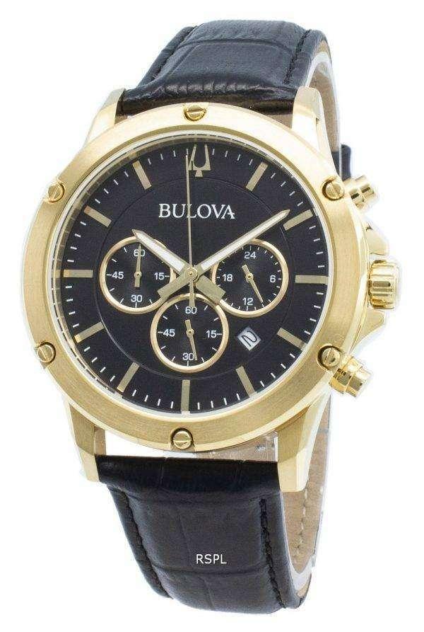 Bulova 97B179 Reloj cronógrafo de cuarzo para hombre