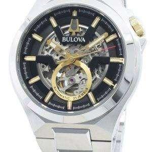 Reloj automático para hombre Bulova Maquina 98A224