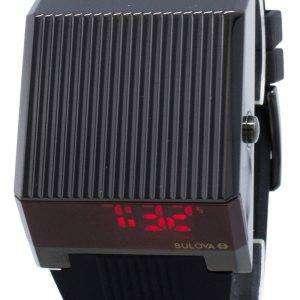 Reloj de hombre de cuarzo Bulova Computron 98C135