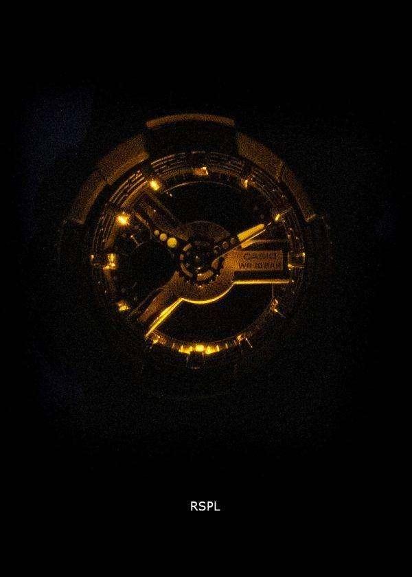 Reloj Casio Baby-G BA-110RG-1A World Time para mujer