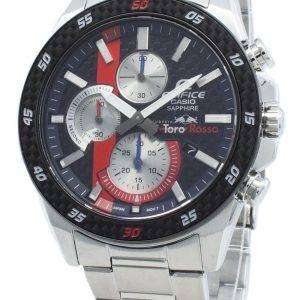 Casio Edifice EFR-S567TR-2A Reloj cronógrafo de cuarzo para hombre