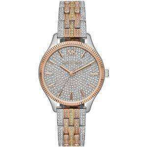 Michael Kors Lexington MK6681 Diamond Accents Reloj de cuarzo para mujer