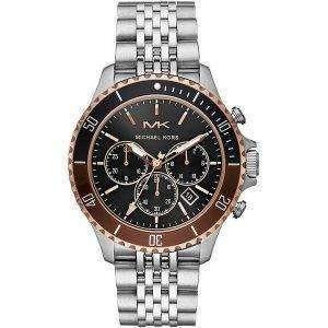 Michael Kors Bayville MK8725 Reloj cronógrafo de cuarzo para hombre