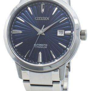 Citizen Automatic NJ2180-89L Reloj de titanio para hombre