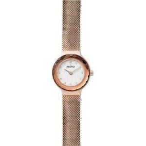 Skagen Leonora SKW2799 Reloj de cuarzo con detalles de diamantes para mujer